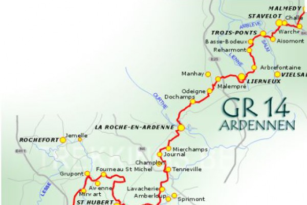 Grand Route Sentiers Ardennes